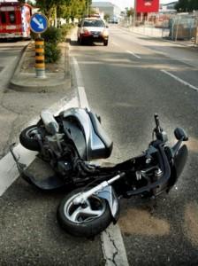 assurance pour accident en scooter